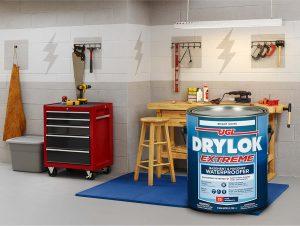 drylock-waterproofing